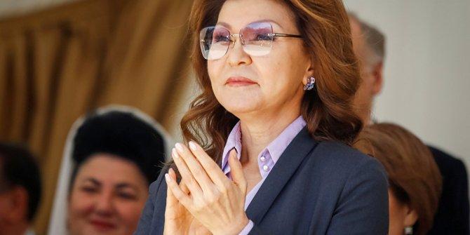 Dariga Nazarbayeva'ya önemli görev