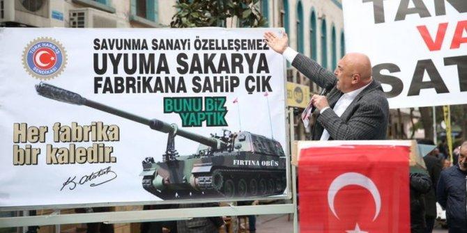 İYİ Parti ve CHP'li vekillerden Tank Palet Fabrikası tepkisi