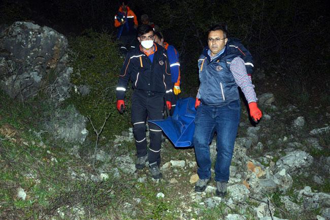 20 gündür kayıp olan adamın cesedi bulundu