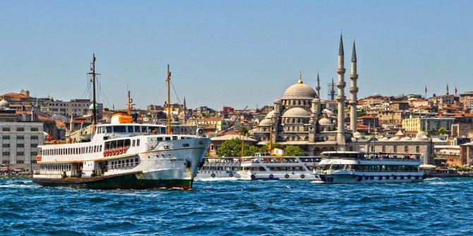 """Belediyesi, İstanbul'u """"Konstantinopolis"""" yaptı! Erdoğan'a haber verin.."""