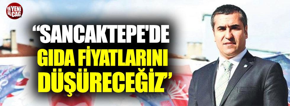 """Özgen Nama: """"Sancaktepe'de gıda fiyatlarını düşüreceğiz"""""""
