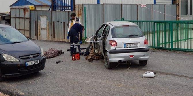 Kocaeli'de feci kaza: 2 ölü
