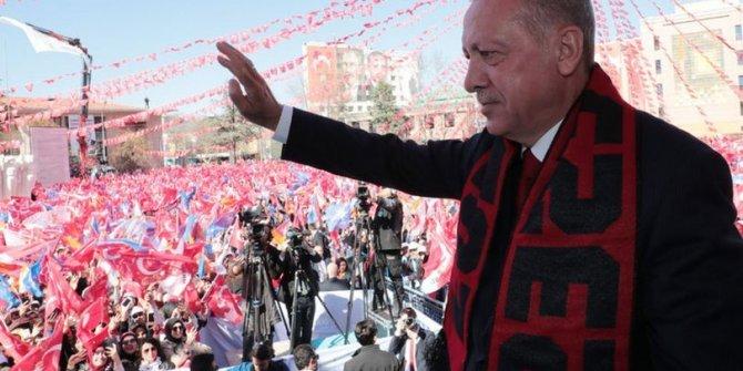Erdoğan Eskişehir'de konuştu