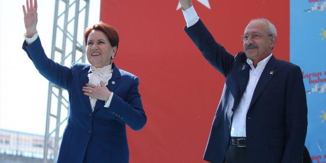 Akşener ve Kılıçdaroğlu'ndan Kocaeli'de ortak miting!