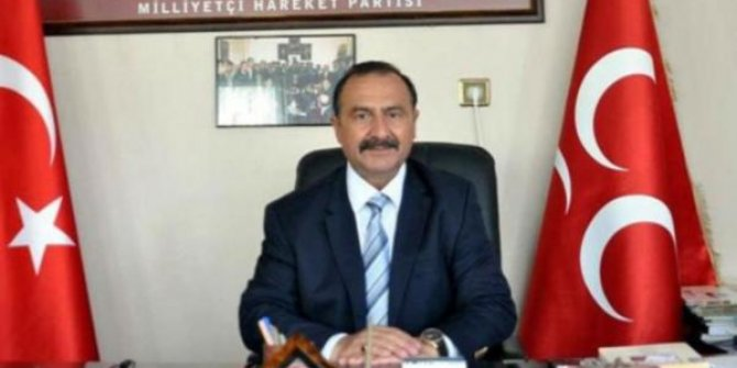 MHP'li başkan bıçaklı saldırıda yaralandı