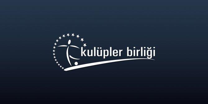 Kulüpler Birliği'nden yabancı sınırlaması kararı