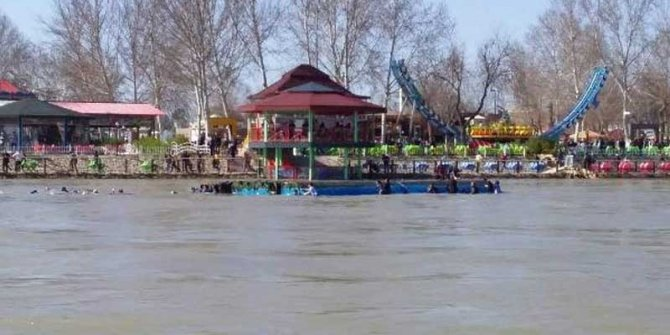 Musul'da tekne faciası