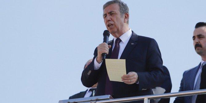 CHP'den Mansur Yavaş hakkındaki iddialara tepki