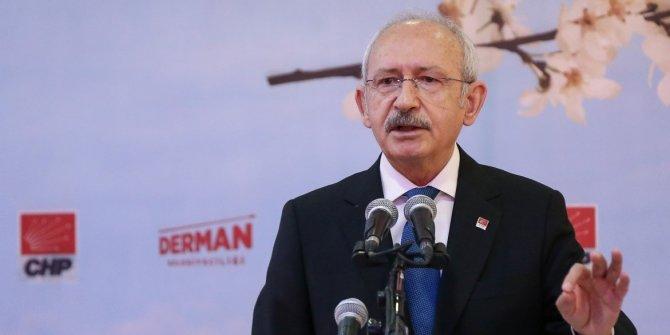 """Kemal Kılıçdaroğlu: """"Kayınpederle damat, memleketin kaymağını yediler"""""""