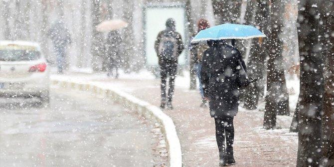 Meteoroloji uyardı; Kış geri mi geliyor?
