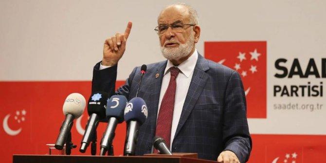 """Karamollaoğlu'ndan Soylu'ya: """"Biraz utanmak icap eder"""""""