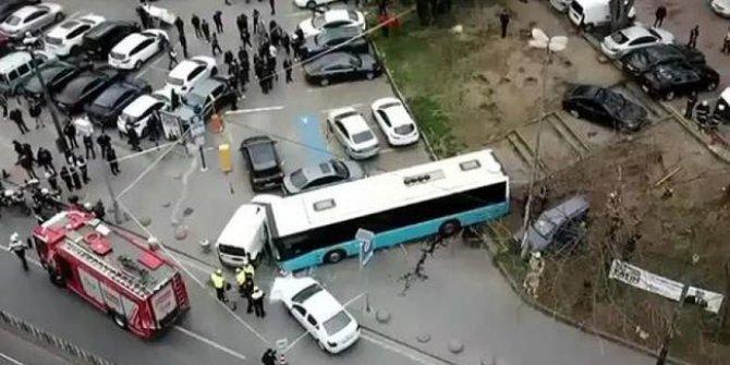 Beyazıt'taki kazaya neden olan şoföre tutuklama talebi