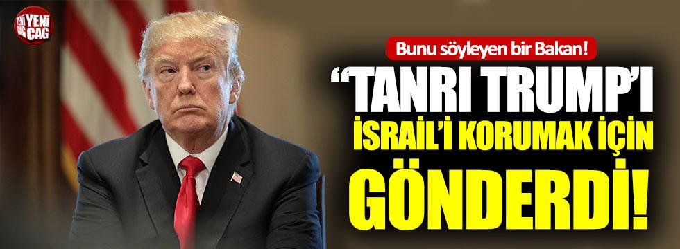 """Mike Pompeo: """"Tanrı Trump'ı İsrail'i korumak için gönderdi"""