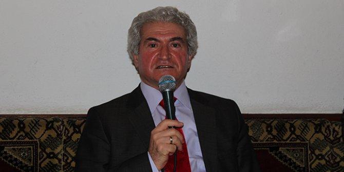 Milli Düşünce Merkezi'nden Dr. Şerafettin Mağmumi Konferansı