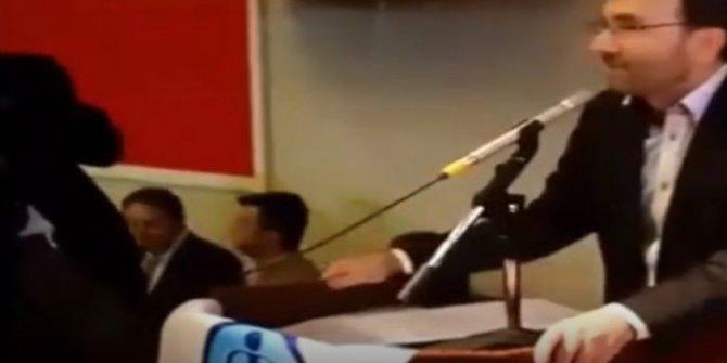 """Cumhur İttifakı adayı Ahmet Cin,""""Güruh"""" dediği ülkücülerden oy istiyor!"""