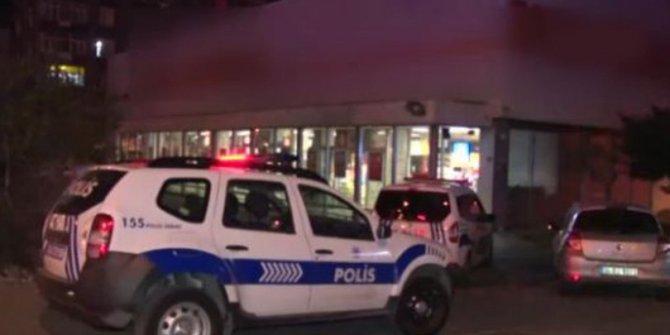Avcılar'da 'maskeli' market soygunu