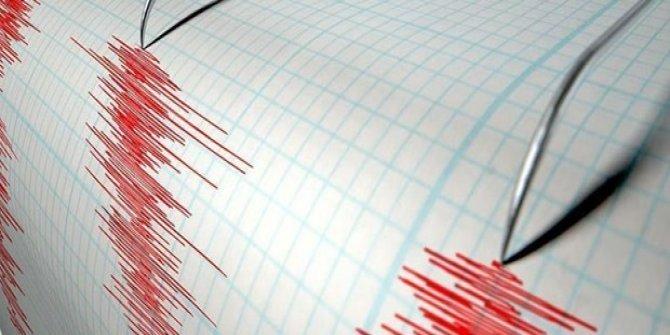 Kolombiya'da 6 büyüklüğünde deprem