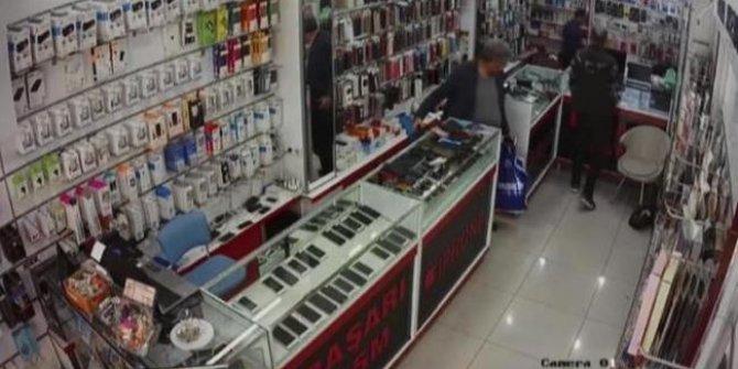 Telefon hırsızlığı şüphelisinin ilginç savunması