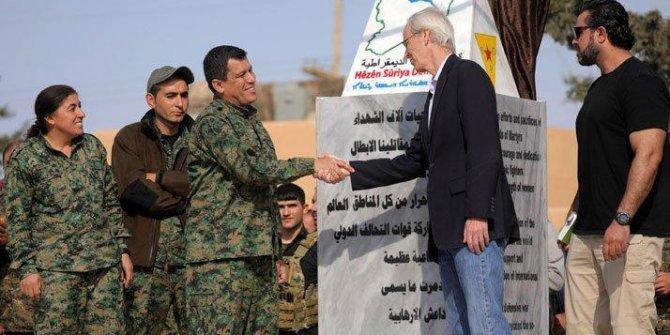 ABD, PKK'ya silahtan sonra madalya verdi