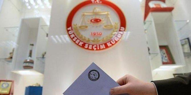 YSK Başkanı'ndan yerel seçim açıklaması
