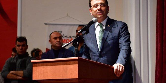 """Ekrem İmamoğlu iktidarı eleştirdi: """"Bu kadar kibrin bir faydası yok"""""""