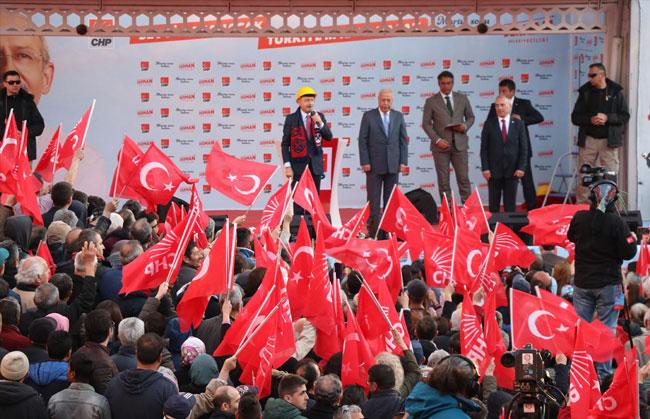 """Kılıçdaroğlu: """"Bulamazsam siyaseti bırakacağım!"""""""