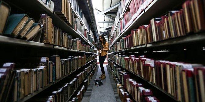 Kütüphaneler şehri İstanbul