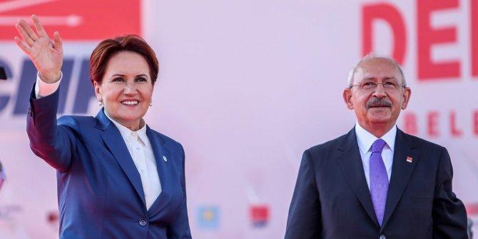 Demokrasi kahramanları Kılıçdaroğlu ve Akşener