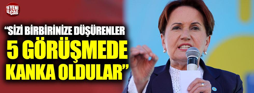 Meral Akşener Sakarya'da konuştu