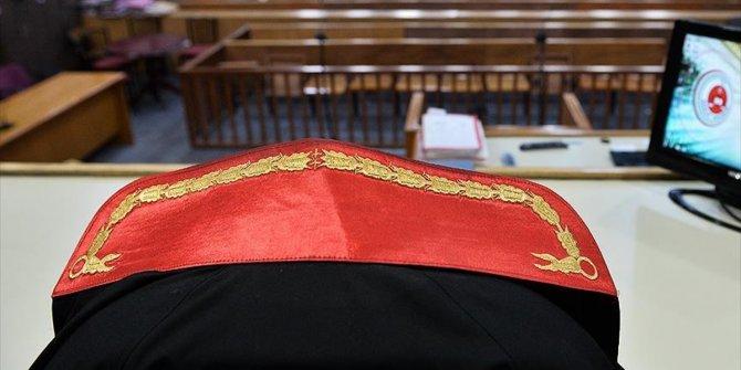 Eskişehir'deki FETÖ davasında 5 sanığa hapis