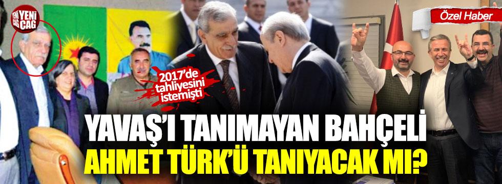 Bahçeli Ahmet Türk'ün başkanlığını tanıyacak mı?