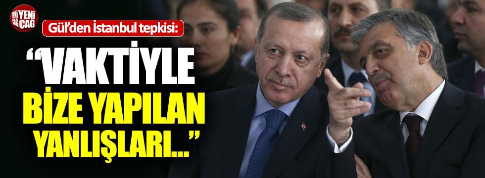 """Abdullah Gül'den 31 Mart tepkisi: """"Gelinen nokta çok üzücü"""""""