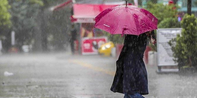 Marmara için yağış uyarısı!