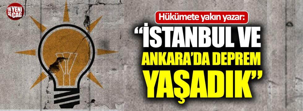 """Sibel Eraslan: """"İstanbul ve Ankara'da deprem yaşadık"""""""
