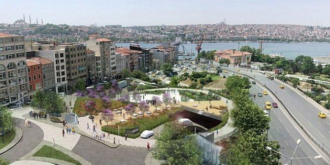 İstanbul'da patlama sesi!