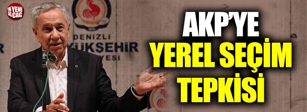 """Bülent Arınç: """"İstanbul ve Ankara'nın kaybedilmesi başarı olarak kabul edilemez"""""""