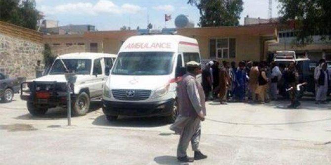 Afganistan'da patlama: 7 çocuk öldü