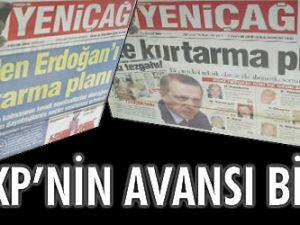 AKP'nin avansı bitti