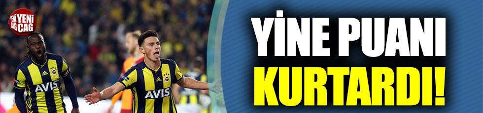 Fenerbahçe'nin bileği bükülmüyor