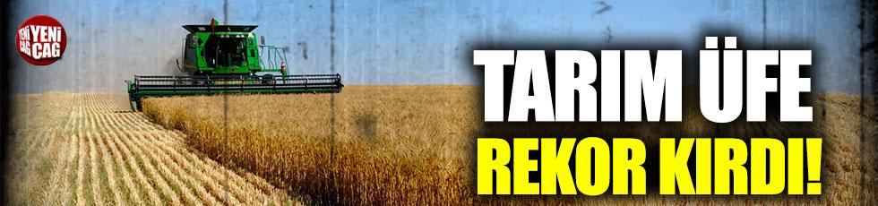 Tarımda üretici fiyatları rekor kırdı!
