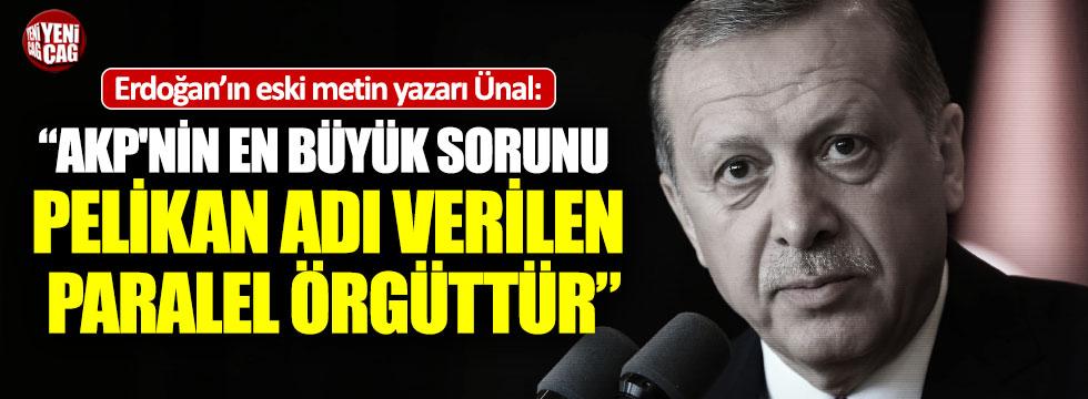 """Erdoğan'ın eski metin yazarı: """"AKP'nin en büyük sorunu Pelikan adı verilen paralel örgüttür"""""""