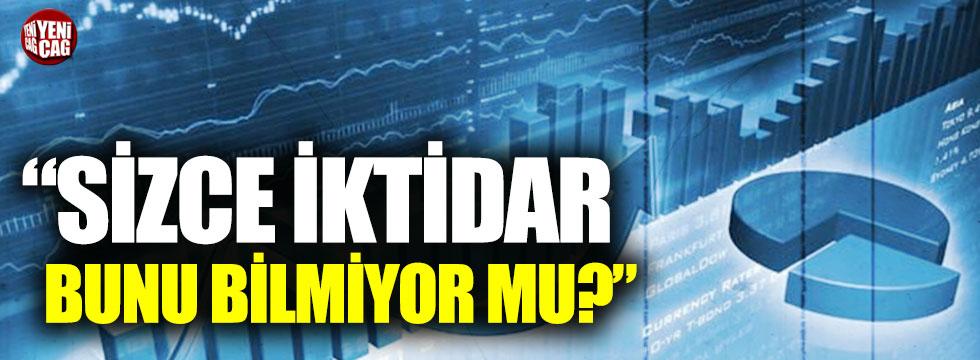 İYİ Partili Hasan Seymen'den enflasyon uyarısı