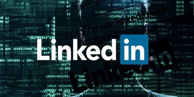 Siber korsanların şimdiki hedefi LinkedIn