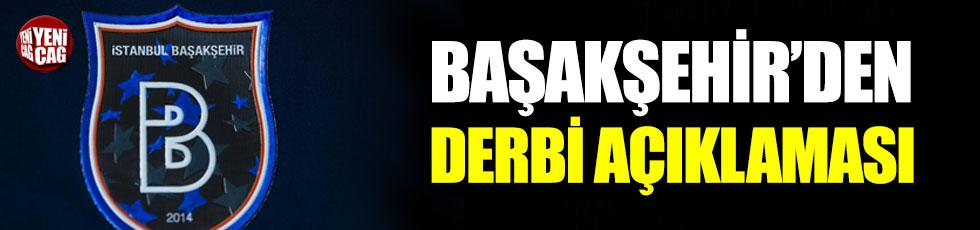 Başakşehir'den Abdurrahim Albayrak açıklaması