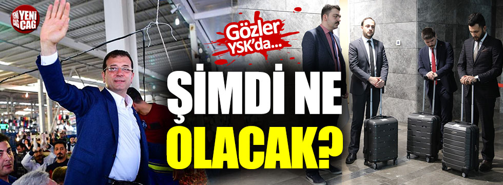 AKP'nin başvurusuna YSK ne cevap verecek?