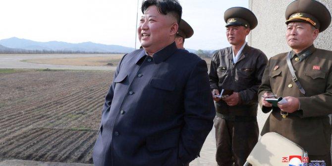 Kuzey Kore'den dikkat çeken hamle: Yeni füze denemesi
