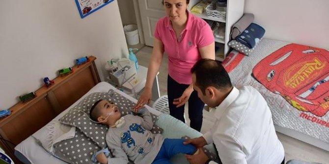 Bademcik ameliyatı sonrasında vücut fonksiyonlarının yüzde 94'ünü kaybetti