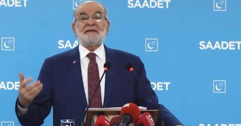 """Karamollaoğlu: """"CHP'nin okları değil bizim söylediklerimiz batıyor"""""""