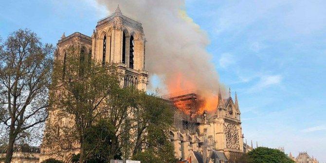 Notre Dame yangınında 'kısa devre' şüphesi