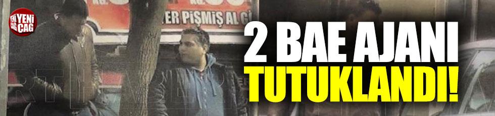 İstanbul'da yakalanan 2 BAE ajanı tutuklandı